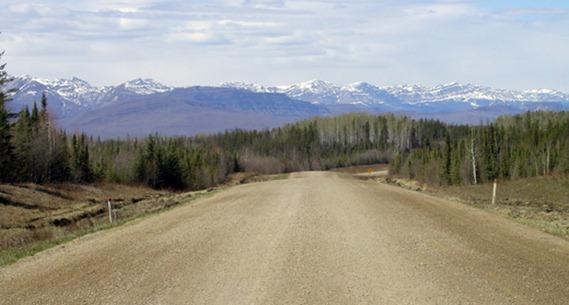 liard highway