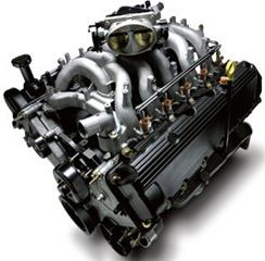 Engine - 6.8L EFI V10