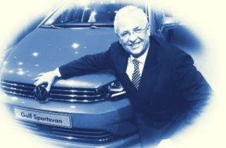 Winterkorn de VW dice que Europa debe cerrar 10 fábricas