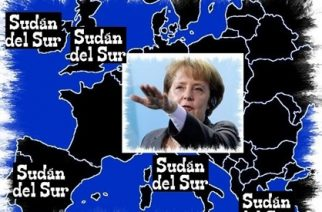Europa se convertirá en el nuevo Sudán