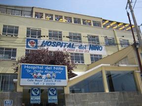 HOSPITAL DEL NIÑO - LA PAZ