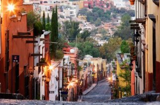 """San Miguel de Allende: """"La mejor ciudad del mundo"""""""