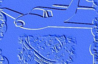 Confiscan un millón de dólares que narcos lanzaron desde avioneta
