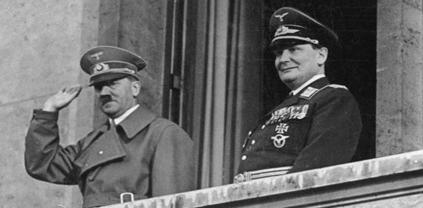 Adolf Hitler &Hermann Göring