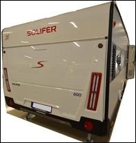 SOLIFER Finlandia 600 LK Jubileum-