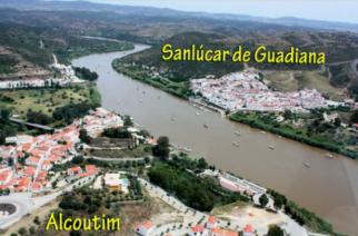 Tirolina transfronteriza Sanlúcar de Guadiana – Alcoutim