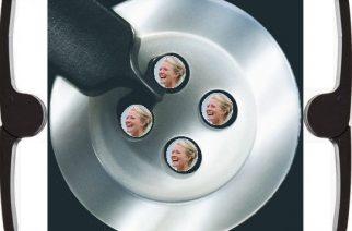 Tic: 'grapadora' sueca para botones