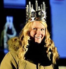 Sandra Johansson - årets Lucia 2013 Göteborg