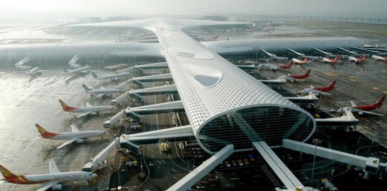 Shenzhen-International-Airport -