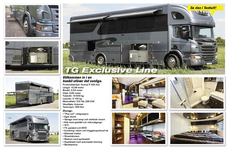 TG Exclusive Line-