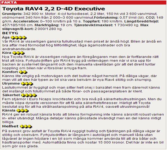 TOYOTA_RAV4_2,2_D-4D_Executive_-_test
