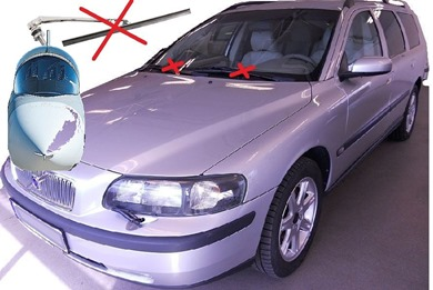 VOLVO V70 2,5T Business 2004---