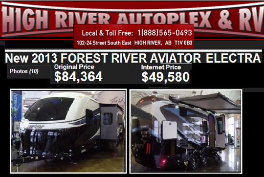 2013_FOREST_RIVER_AVIATOR_ELECTRA)---