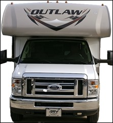 2014 Thor Motor Coach Outlaw 29H -f