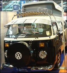 Danbury-conversion-VW T2 -Motorhome-and-Caravan-show