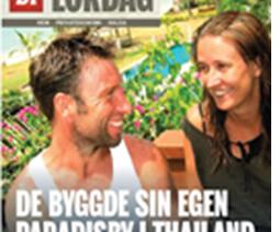 """Refugiados climáticos"" suecos en Tailandia"