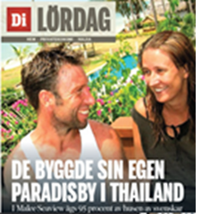 Mia y Mattias Terngård - Poseidon Villas