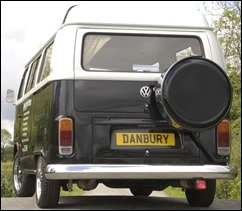VW T2 Danbury black -
