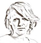 Cissi-Wallin- autora del artículo en METRO