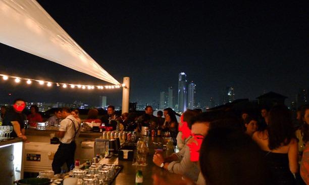 Tantalo Hotel Roofbar