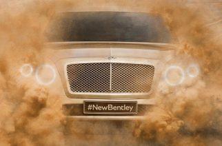 BENTLEY promete: Será el SUV más potente del mercado
