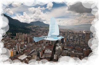 SmartBird: Ave mecánica gigante volará en cielos bogotanos