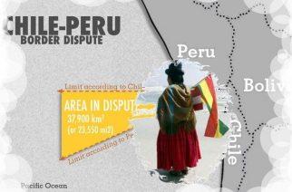 Bolivia y Chile se pelean por el mar en La Haya