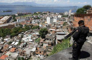 La frágil 'pax' carioca