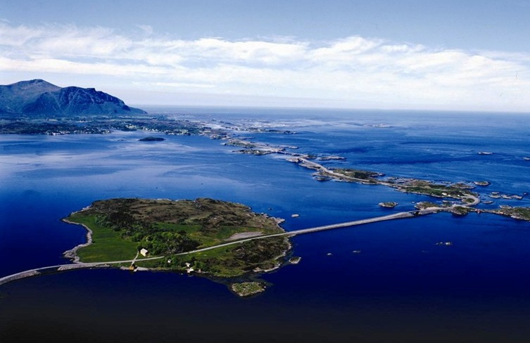 Atlantic Road-Norway