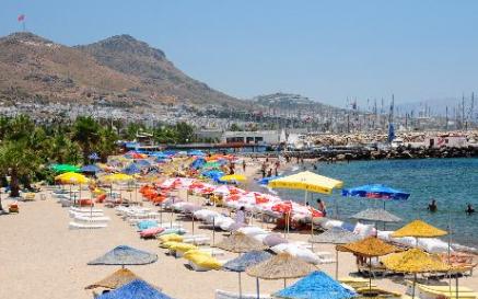 Las playas m s en boga del mediterr neo el rastreador de for Oficina turismo turquia