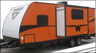 2015 WINNEBAGO Minnie 2201DS-))