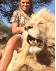 Kendall-Jones-texas-Facebook-africa-dead-animals