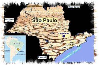 La falta de agua en São Paulo afecta a más de 15 millones de personas