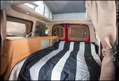 NISSAN e-NV200 - HILLSIDE LEISURE Camper Van-