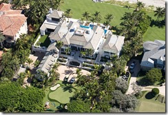 EXCLUSIVE: Elin Nordegren moves into her stunning new home, complete with mini golf course, Florida