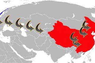 VOLVO PV en China (Chengdu, Chongqing, Daqing y Zhangjiakou)