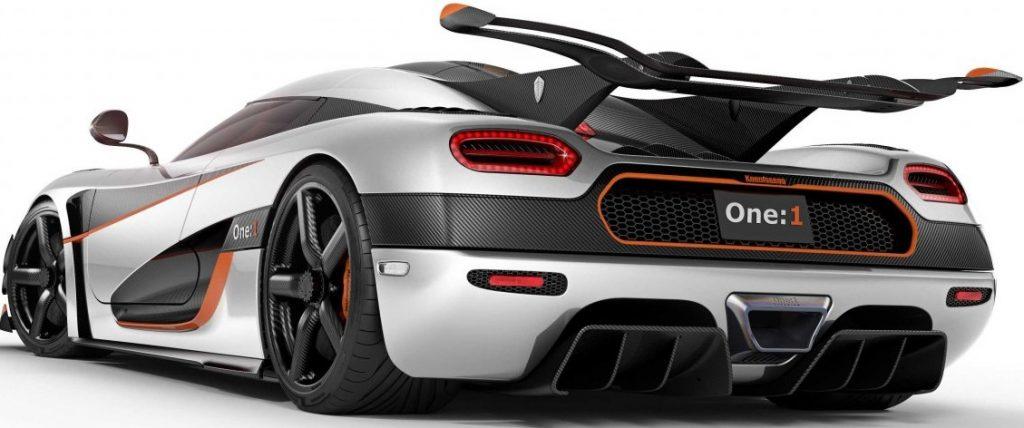 Koenigsegg-one 1