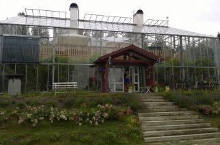 La casa-invernadero en Sikhall