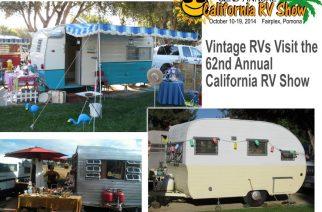 El regreso de las caravanas Vintage