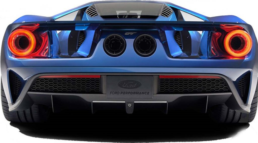 FORD GT-