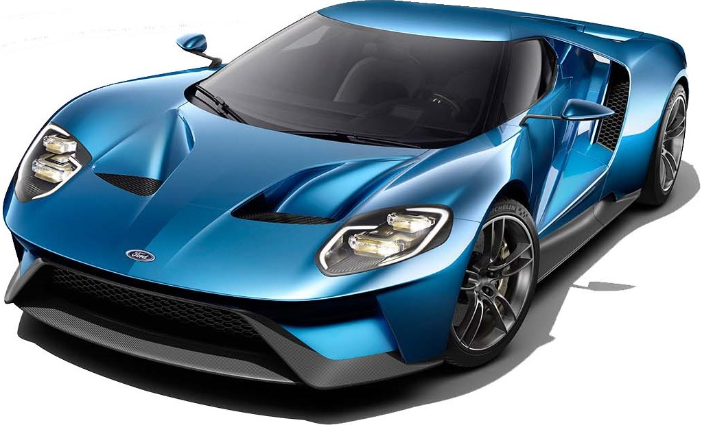 FORD GT)