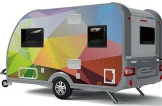 ADRIA Altea4four – Diseña tu propia caravana