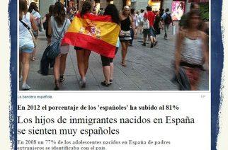 Mamá, quiero quedarme en España