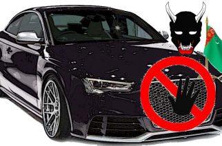 TURKMENISTÁN: coches negros, siervos de Satanás