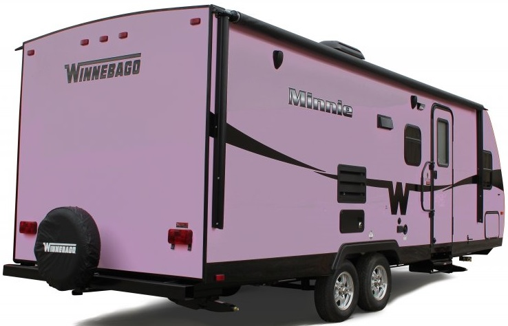 Winnebago's Pink Minnie