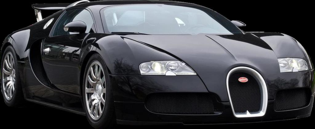 bugatti_veyron_black_vector