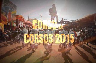 Corso de Corsos deslumbró en Cochabamba