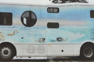 """La autocaravana más cara de Suecia: """"Hugos Hugo Husbil"""""""