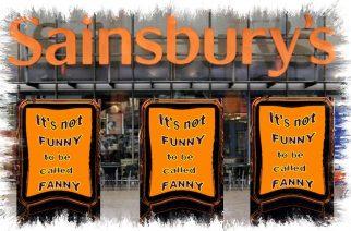 Fanny Carlsson tuvo que cambiar de nombre – para vivir Londres