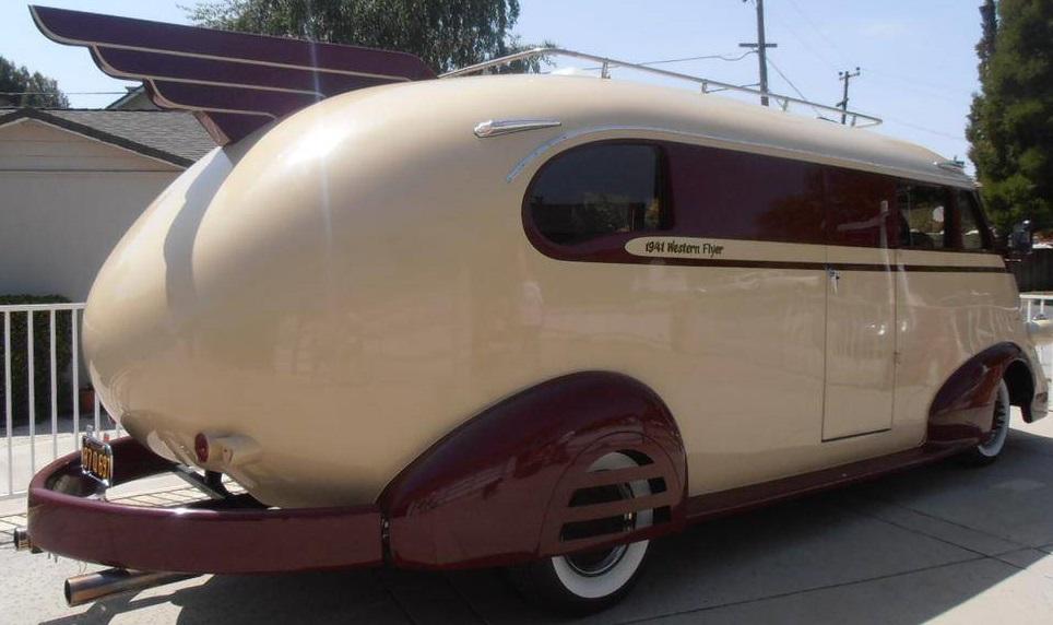 1941 Ford Western Flyer ---